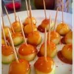 Carmel Apple Bites