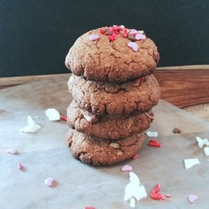 wheat free coconut cookies