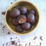 Chocolate Almond Energy Balls