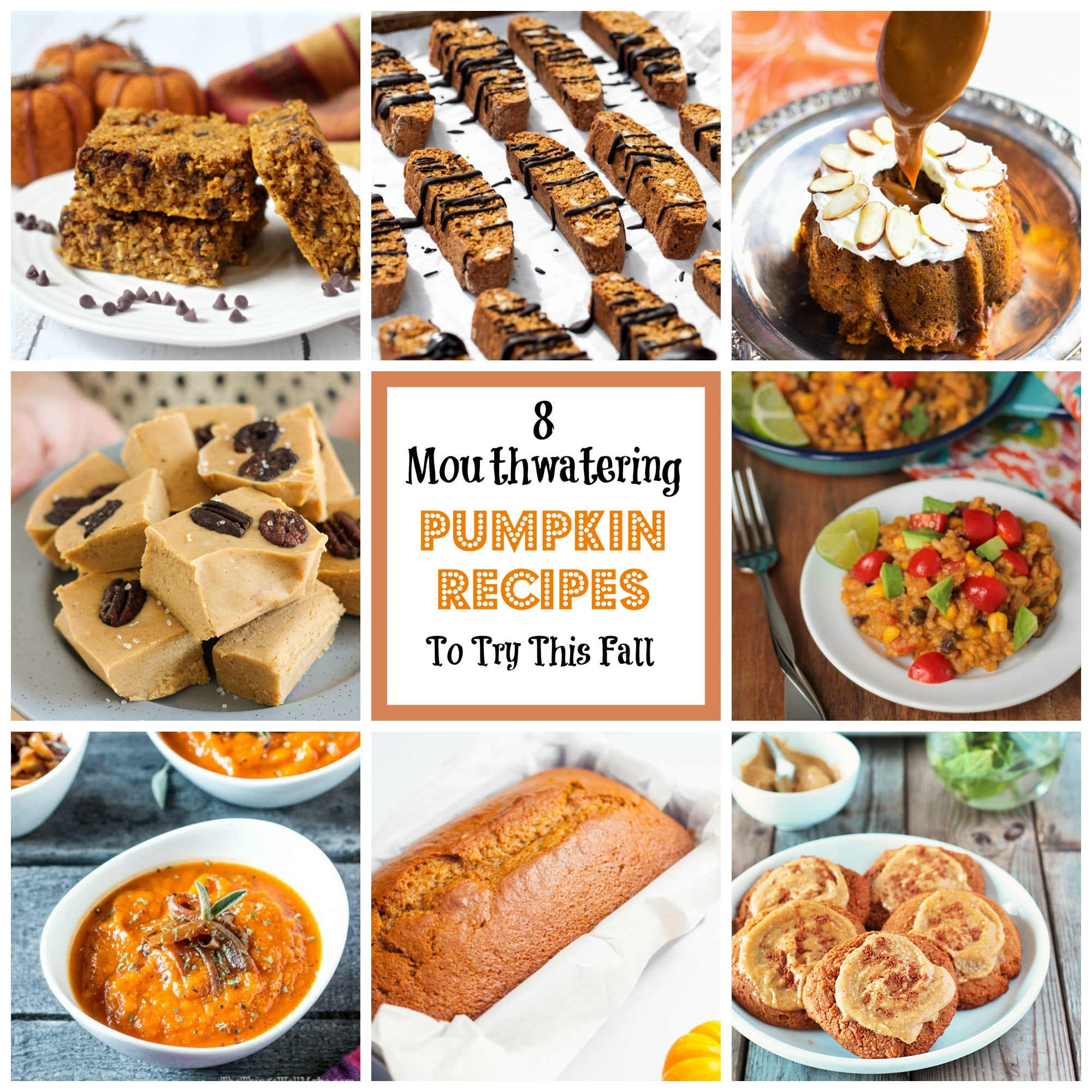 8 Mouthwatering Pumpkin Recipes To Try