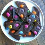 UNREAL Chocolate Peanuts Bark