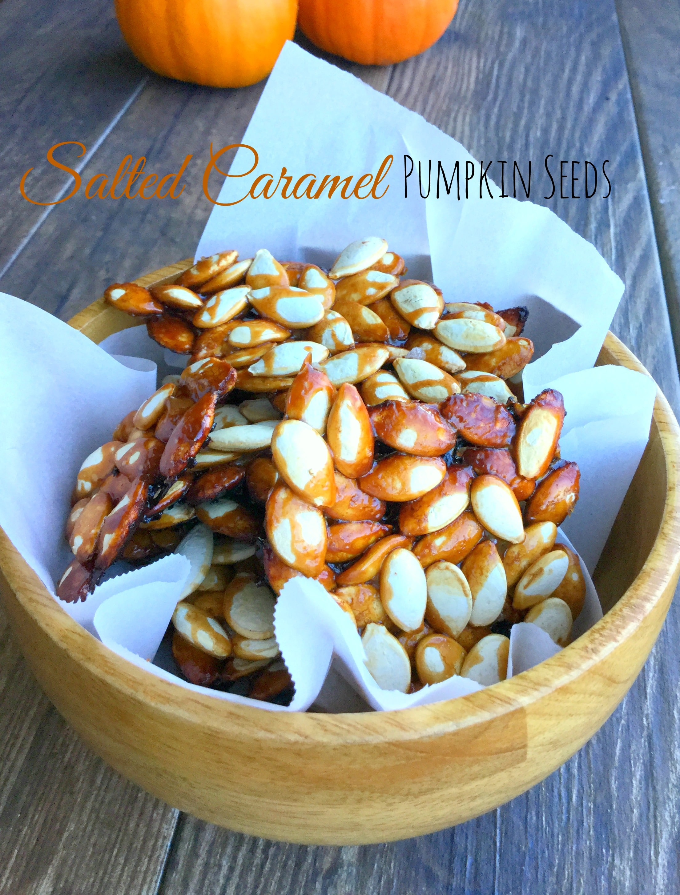 how to make salted pumpkin seeds recipe