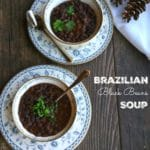 Brazilian Black Beans Soup