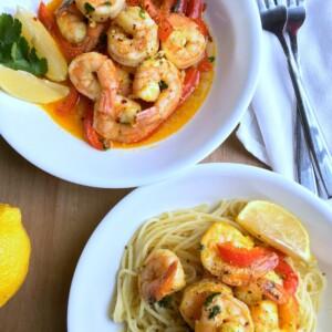 Shrimp Stew (Moqueca de Camarão)