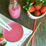 Sweetheart Strawberry Smoothie
