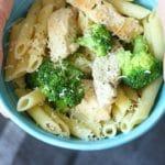 Classic Chicken Broccoli Pasta