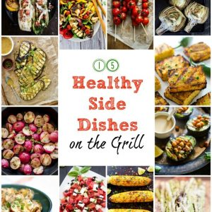 15 Healthy Side Dishes on the Grill