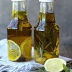 Rosemary & Lemon Infused Olive Oil