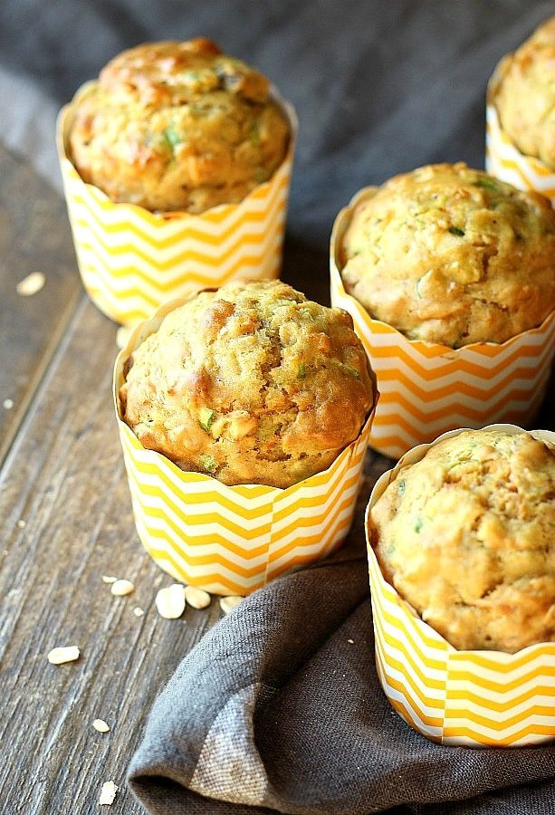Morning Glory Healthy Muffins!