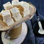 Toasted Coconut Fudge (Vegan and Gluten-free)