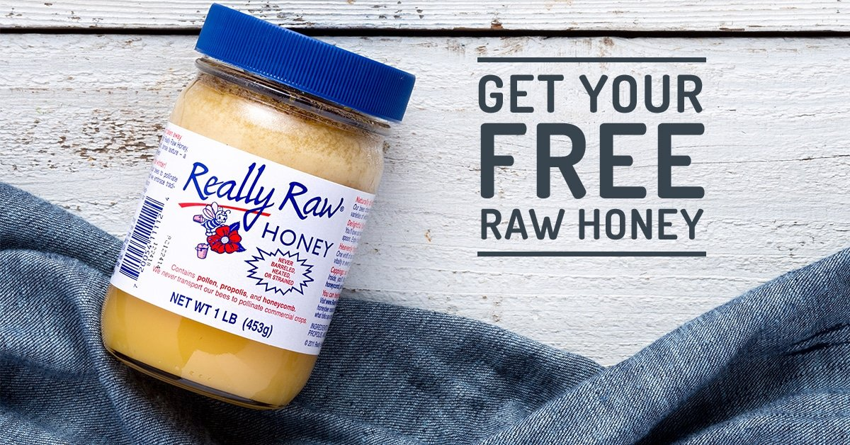You've Never Tasted Honey This Good—Try It For FREE