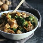 Chicken & Broccoli Stir Fry