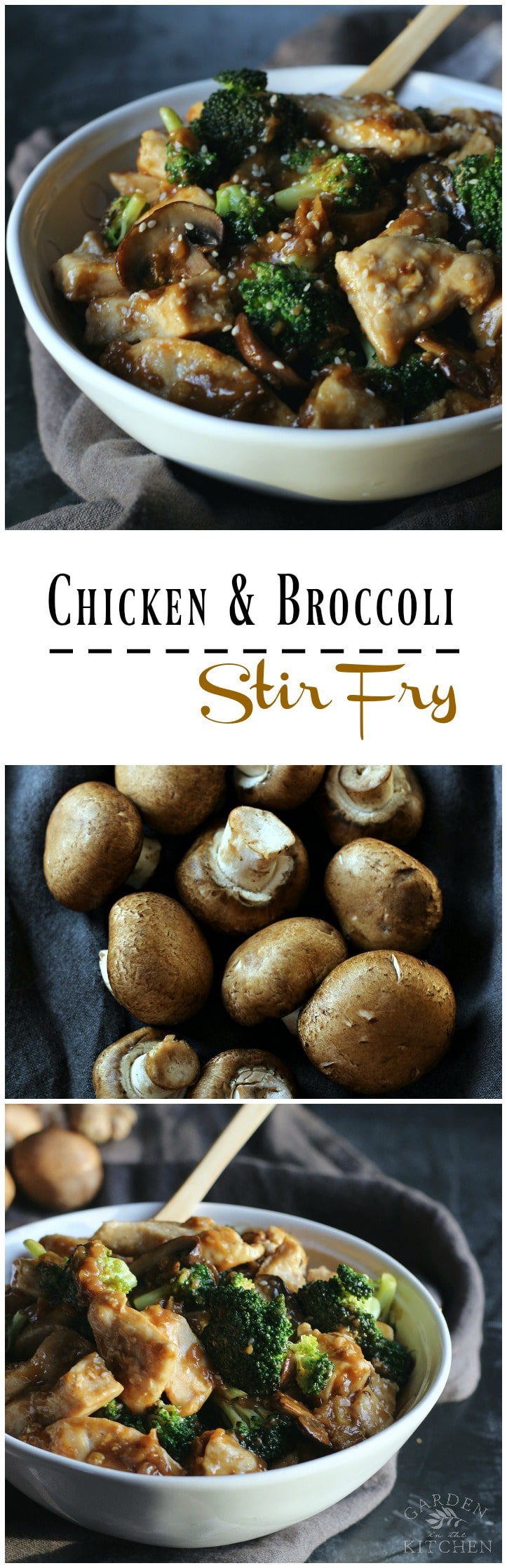 Chicken-Broccoli-Stir-Fry | gardeninthekitchen.com