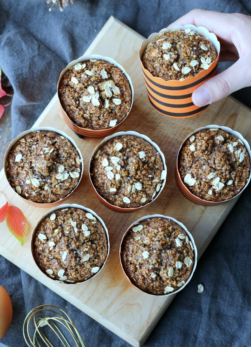 cinnamon-apple-muffin |gardeninthekitchen.com