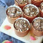 Cinnamon Apple Blender Muffin