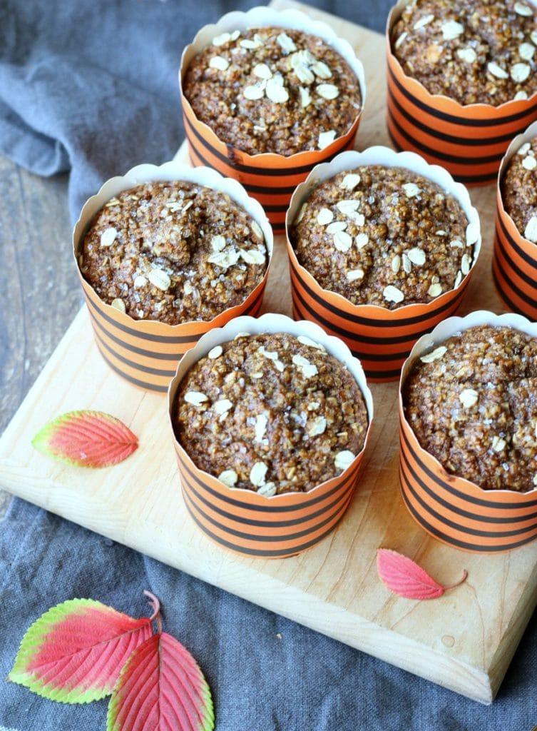 cinnamon-apple-muffin |gardeninthekitchen.com