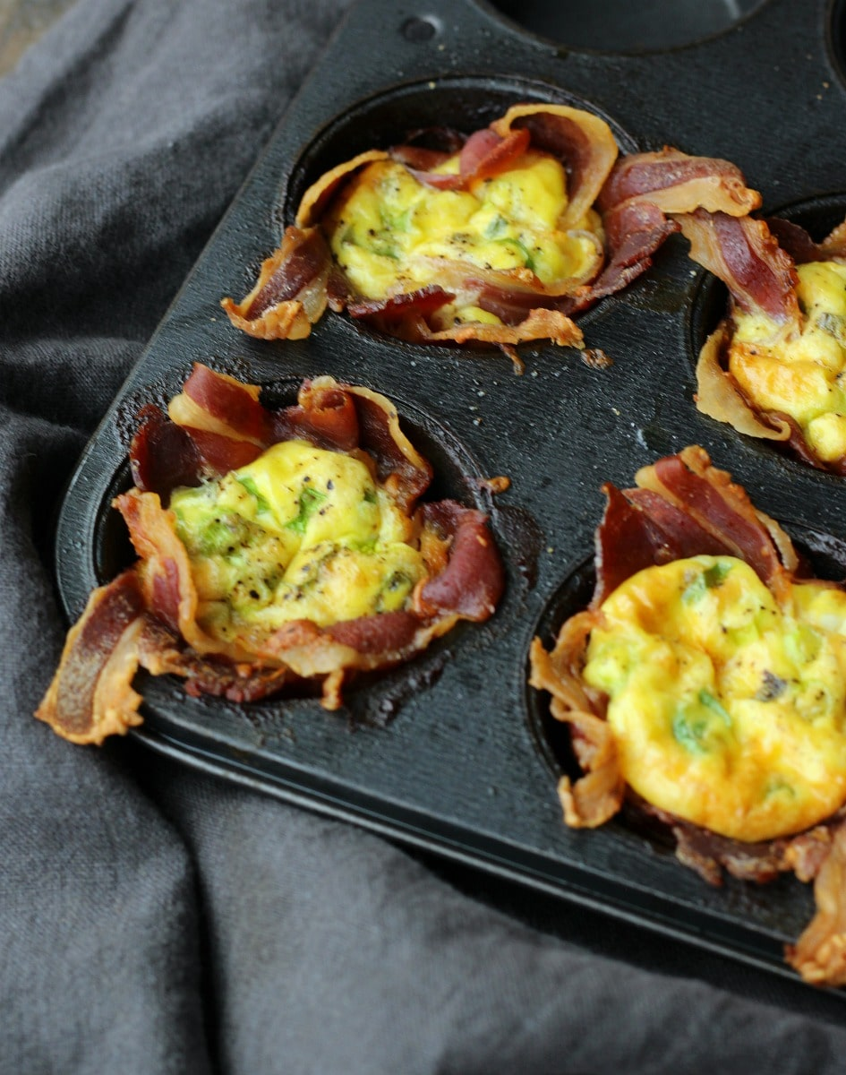 Prosciutto Egg Boat, an incredibly easy and delicious Breakfast recipe! gardeninthekitchen.com