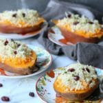 Sweet Potato Quinoa Boat