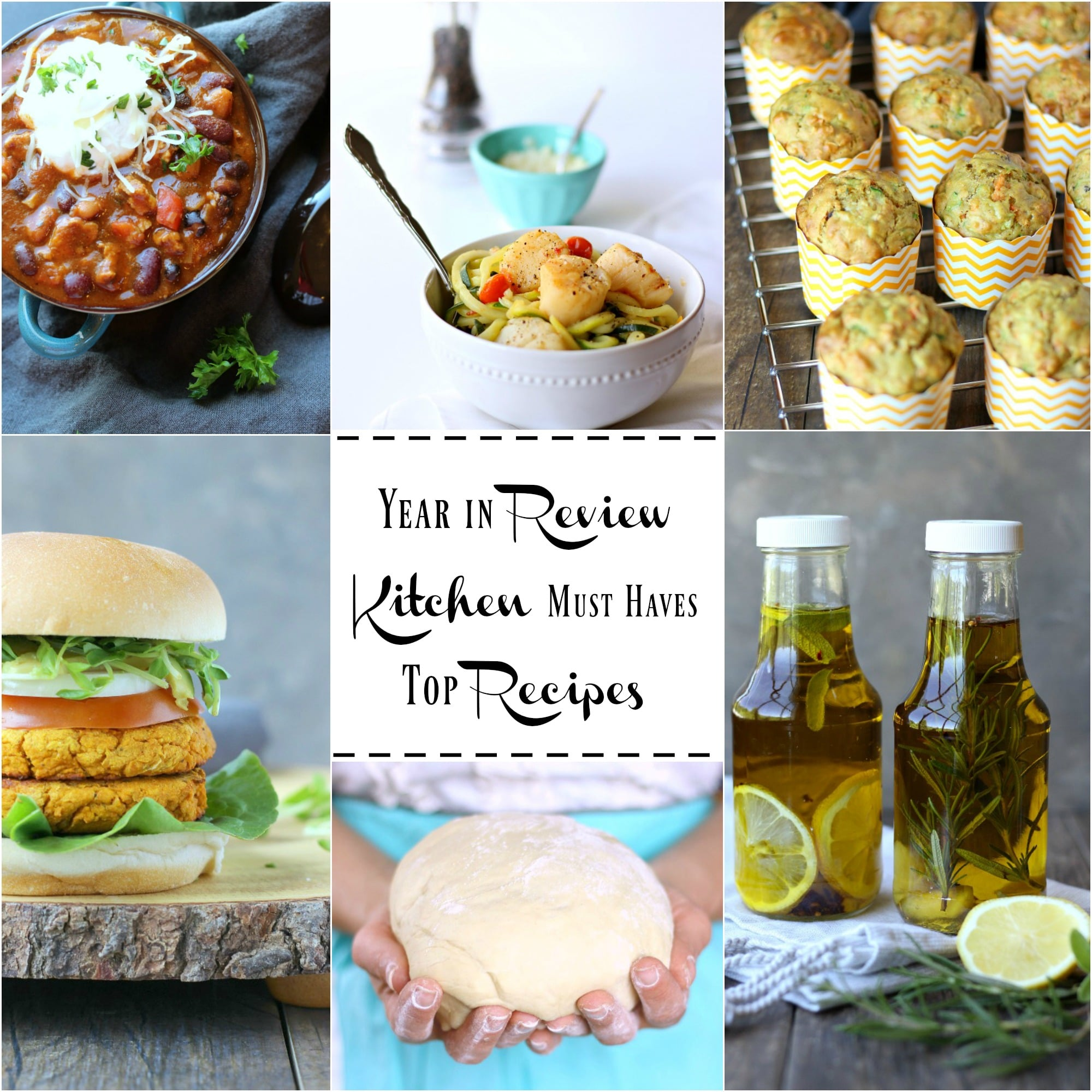Year in Review + Top Recipes + Kitchen Must Haves | gardeninthekitchen.com
