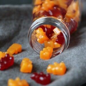 Gummy Bears Multivitamin (Vegan + Gluten-free)