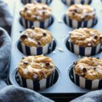 Chocolate Chip Pumpkin Muffin (Gluten-free)