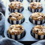 Chocolate Chip Pumpkin Muffin (Gluten-free)