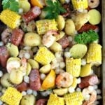 Easy One Pot Shrimp Boil