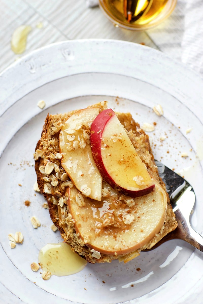 Apple Pie Breakfast French Toast