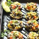 Grilled Eggplant Tacos