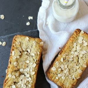 Gluten-Free Honey Almond Flax Bread