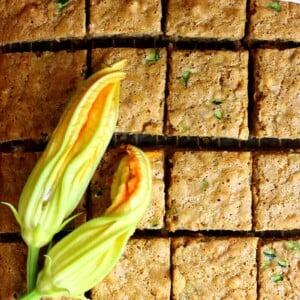 Zucchini Almond Cake Gluten-Free