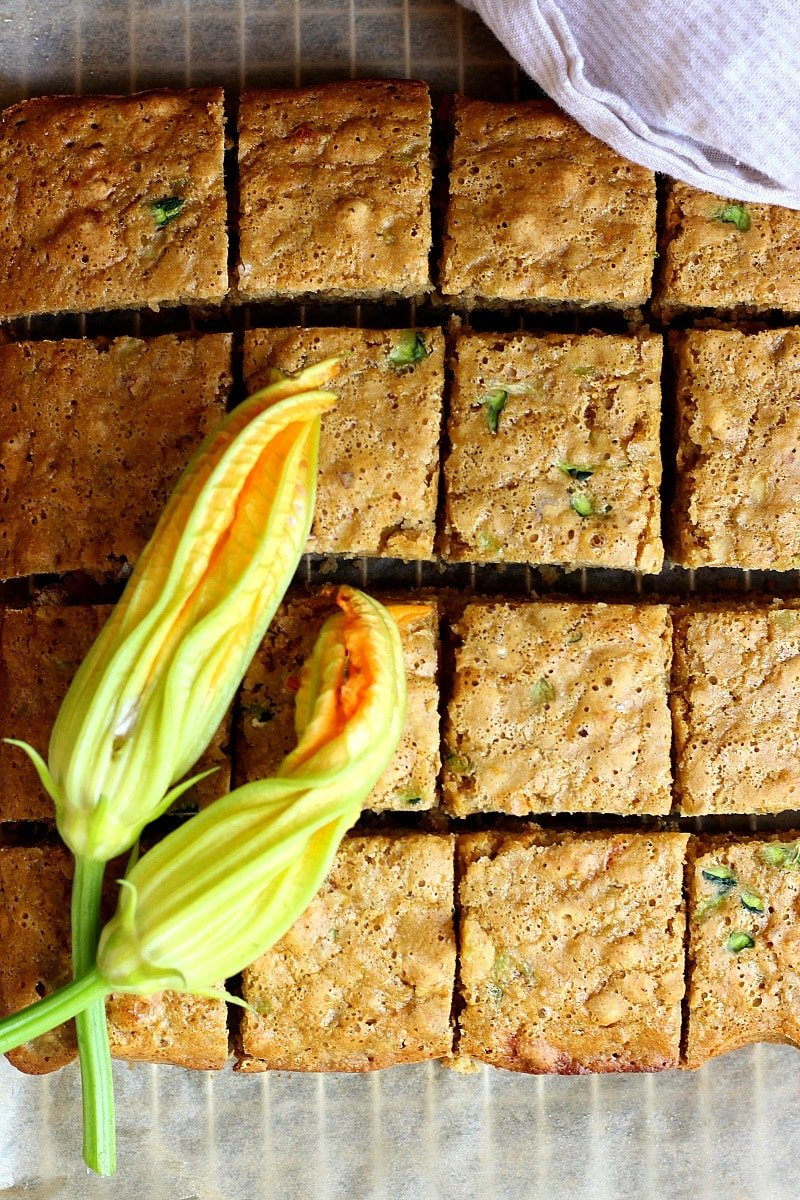 Zucchini Almond Cake (Gluten-Free) | Garden in the Kitchen