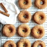 Baked Gluten-Free Apple Cider Donuts