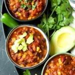 Instant Pot Supersonic Chili