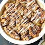 Cinnamon Bites Apple Cobbler