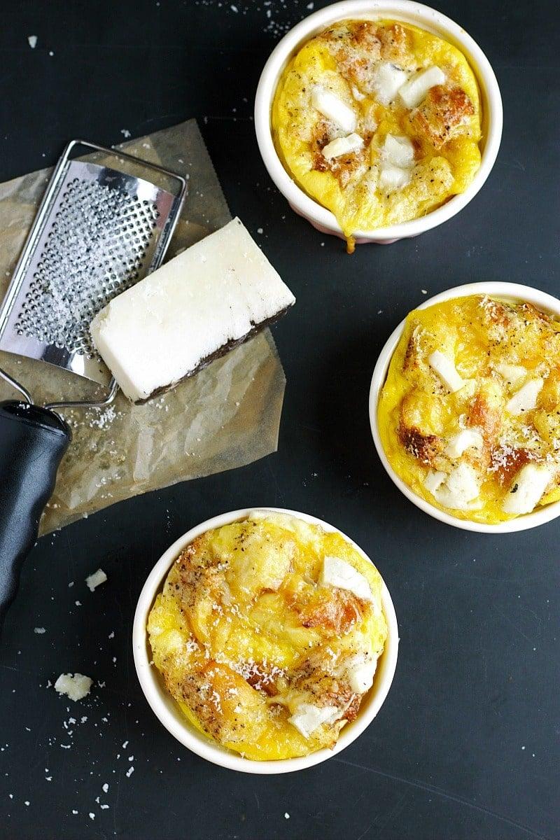 Easy 3-Ingredient Egg Soufflé | Garden in the Kitchen