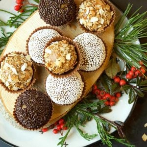 Dulce de Leche Truffles | Garden in the Kitchen