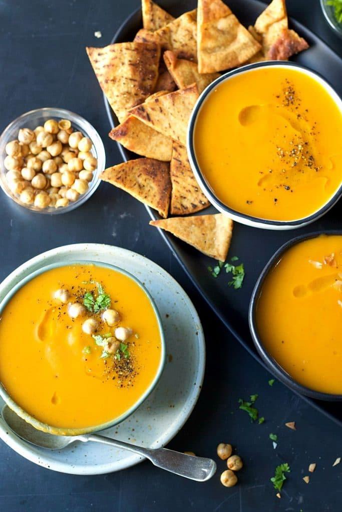 Instant Pot Leftover Vegetable Soup