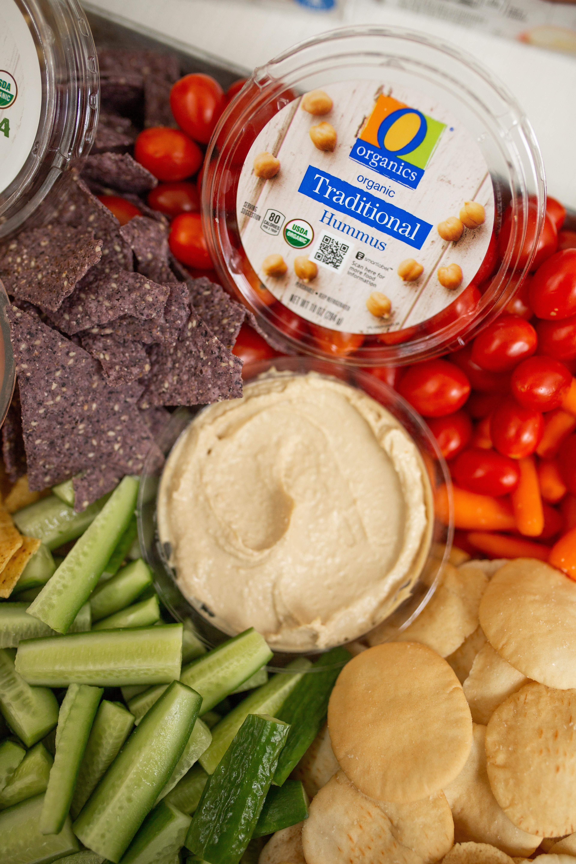 Snacking Smart with O Organics