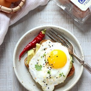The Perfect Fried Egg with Pete and Gerry's Organic Eggs