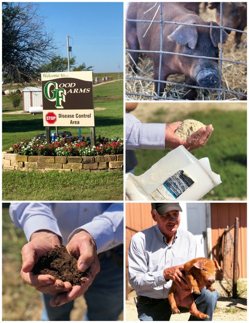 Good Farm - Farm to Table, a Kansas Farm Food Tour