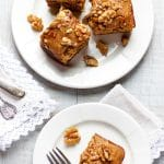 Pumpkin Walnut Snack Bread