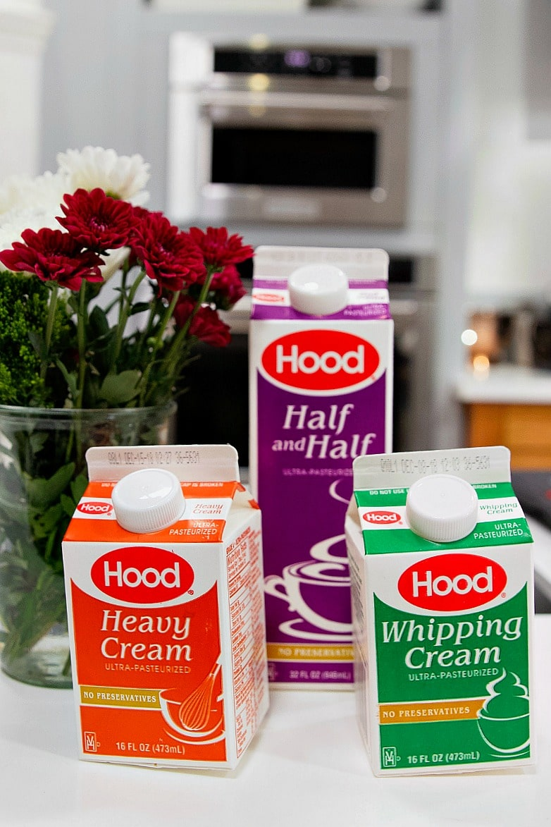 Holiday Cooking With HOOD Cream