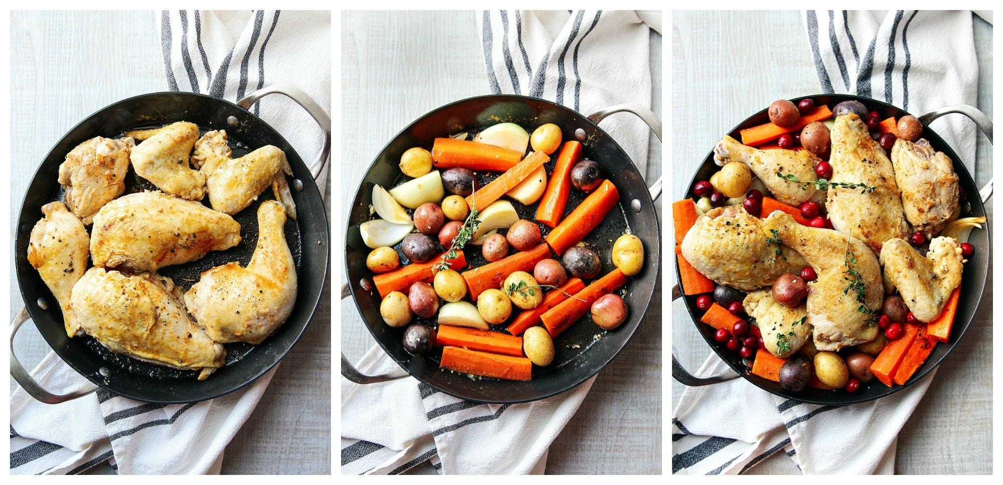How to Make Chicken Skillet