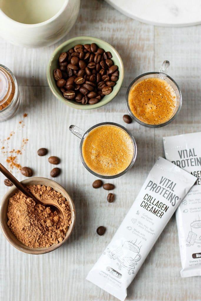 Dairy-Free Mocha Latte