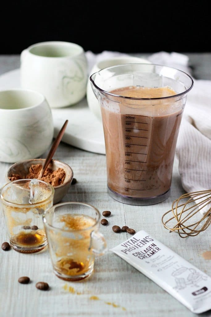 Healthy Mocha Latte Recipe