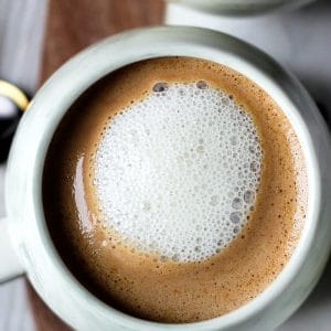 Mocha Latte (Paleo & Whole30)