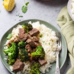 Beef and Broccoli Stir Fry (Soy-Free)