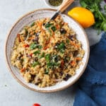 Instant Pot Mediterranean Quinoa
