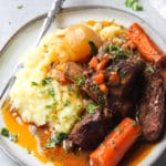 Hearty Dutch Oven Beef Stew